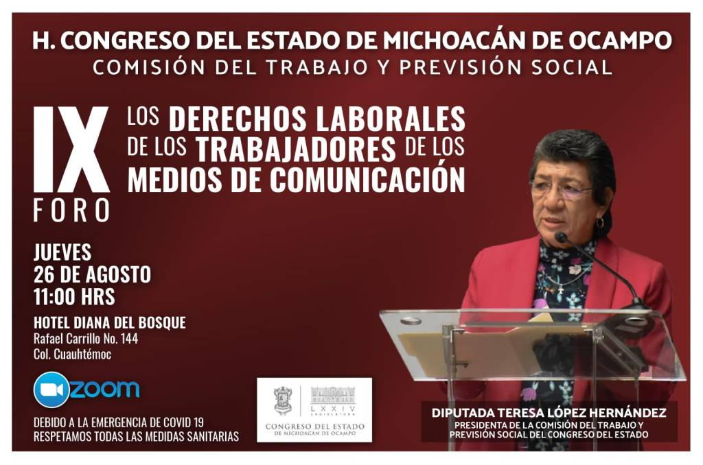 IX Foro Derechos Laborales de los Trabajadores de los Medios de Comunicación