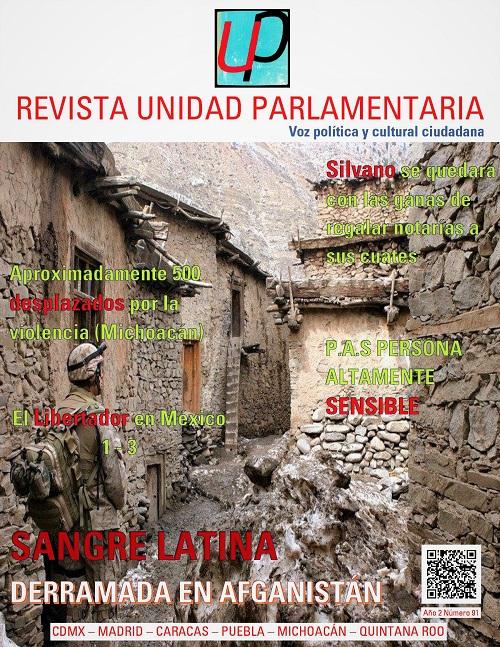 Revista Unidad Parlamentaria 91