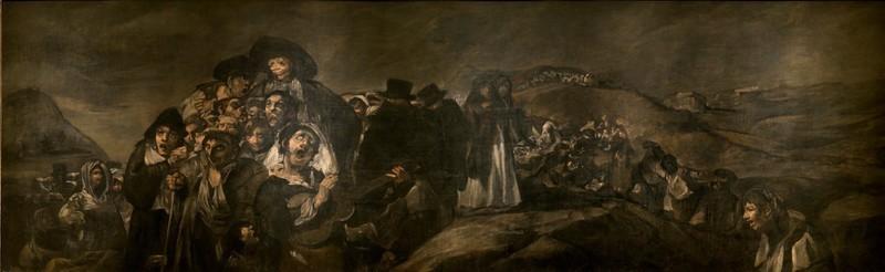 Francisco de Goya La Romería de San Isidro