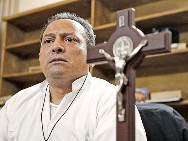 Padre Goyo Michoacán