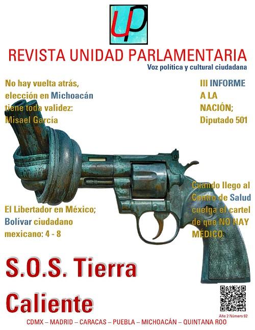 Revista Unidad Parlamentaria 92