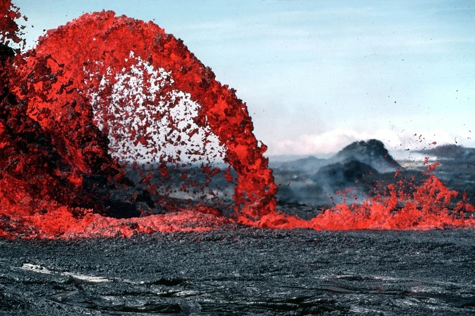 Actualización volcán Cumbre Vieja España