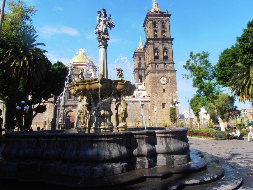 Wikipedia Zócalo Puebla