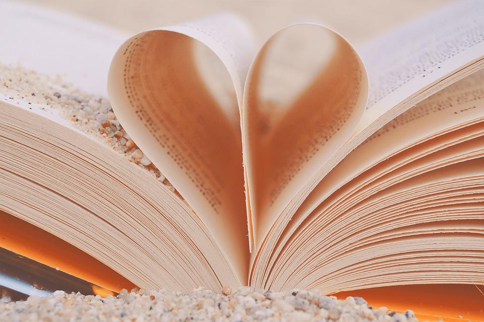 Libro Poesía Corazón